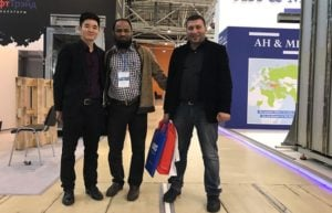 Dazen Elevator joined the 21st Russia Elevator Week 2017