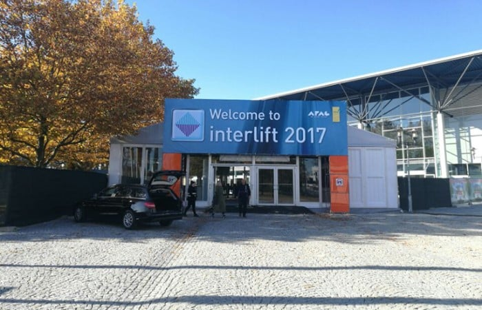 Interlift 2017 Germany