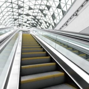 Moving Escalator- Thumbnail
