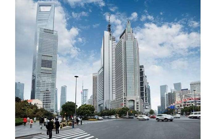 Oriental Plaza – Elevator