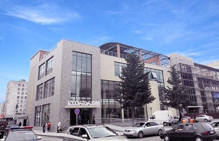 Rustavi Shopping Mall – Passenger Elevator & Escalator